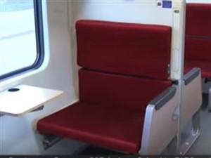 2nd class seats on train 32