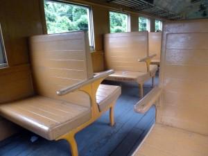 3rd Class Wooden Seats