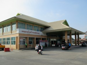 Arcade Bus Station (Terminal 3)