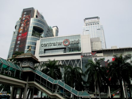 Central World Shopping Centre