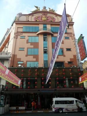 China Town hotel Yaowarat in Bangkok