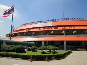 Mo Chit Northern Bus Terminal