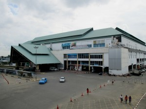 Sai Tai Mai Southern Bus Terminal in Bangkok