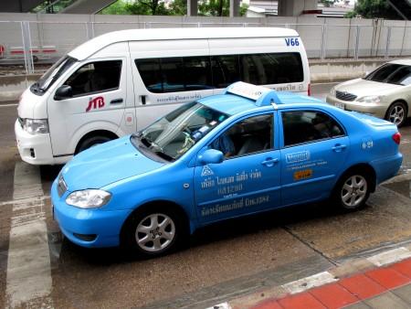 A Bangkok Taxi