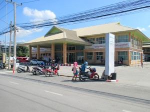Terminal 3 Chiang Mai Bus Station