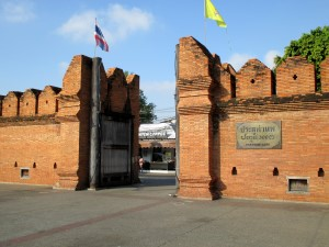 Thapae Gate in Chiang Mai