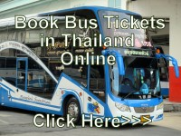 Book bus tickets in Thailand online >