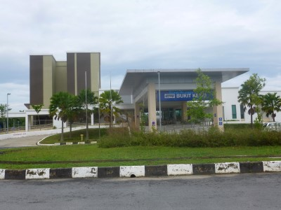 Bukit Ketri Train Station Perlis