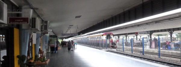 Hat Yai Railway Platform