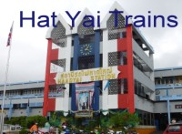 Click for Trains from / to Hat Yai Thailand