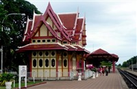 For information about Hua Hin Railway Station click here >