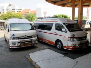 Mini Van for Pai and Mae Hong Son