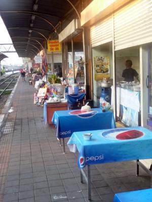 Restaurant at station 2