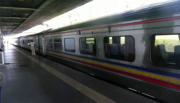 KTM Senandung Langkawi Train