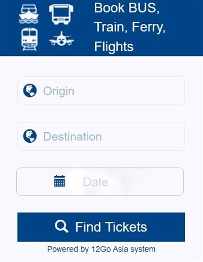 Booking KTMB Train Tickets Online KTM E Ticket Malaysia Railways