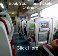 Book Train Tickets Online