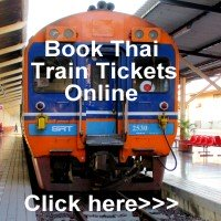 Book train tickets in Thailand online >