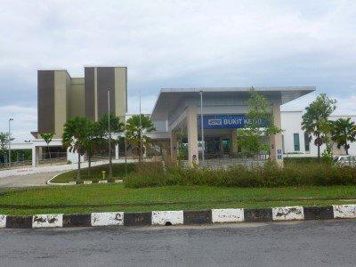 Bukit Ketri Train Station Perlis