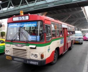 bus 95 to Bangkapi