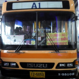 bus A1 to Mochit