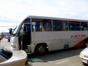 Bus to Kuala Kedah