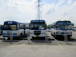 City bus terminal