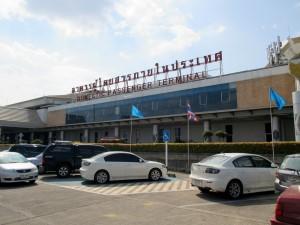 Domestic Passenger Terminal at CNX Airport