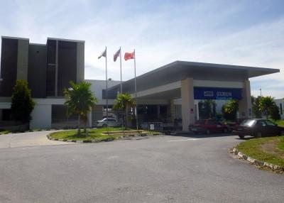 Gurun Train Station Kedah