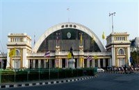 For information about Hualamphong Railway Station click here >>>