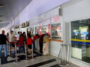 Kuala Perlis Ferry Ticket Counters