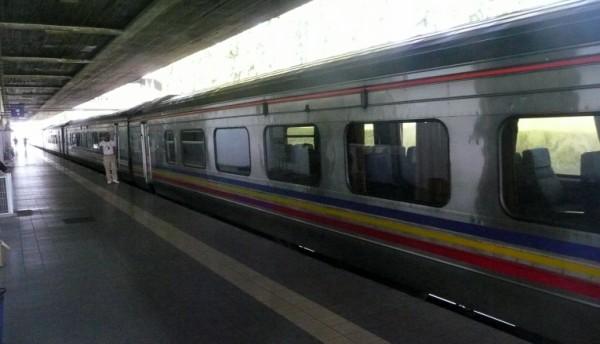 KTM Senandung Langkawi Train