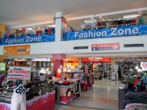 Shops on the ground floor