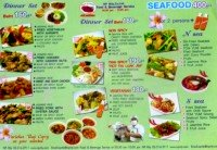 Click to view the Thai Train Menu