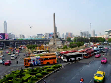 Photo of Victory Monument in Bangkok