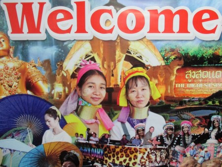 Welcome to Northern Thailand